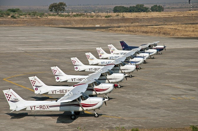 Fleet of Aircrafts-Carver