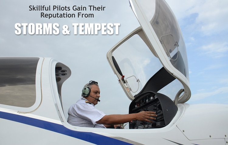 Skilled Pilot