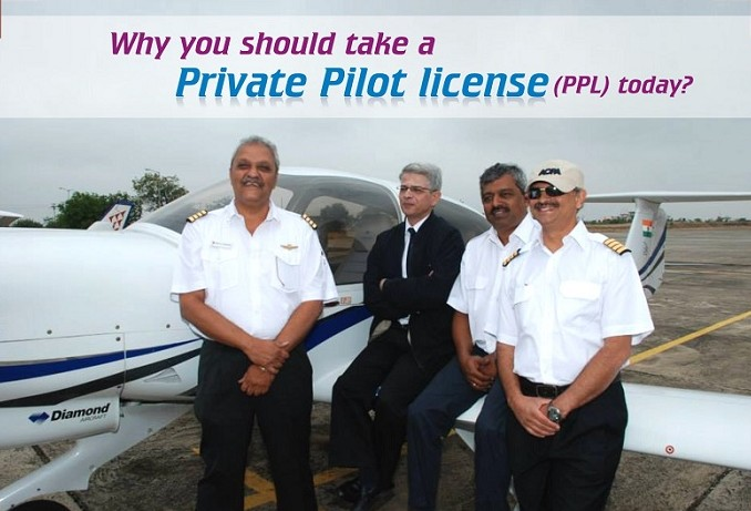 Why you should take a Private Pilot License(PPL)
