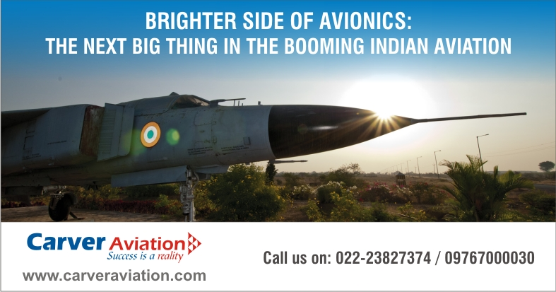 Brighter side of Avionics: the next big thing in the booming Indian Aviation