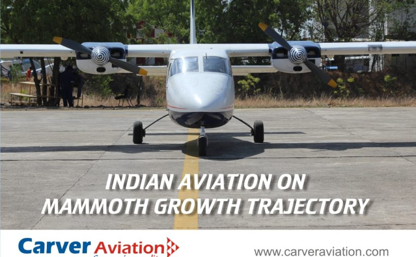 Indian Aviation on Mammoth growth Trajectory